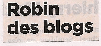 Robin des blogs
