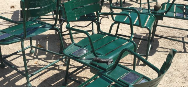 Poetic Chairs