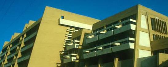 Faculté d'architecture de Damas