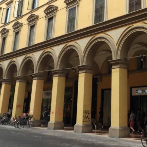 Galeries, Bologne