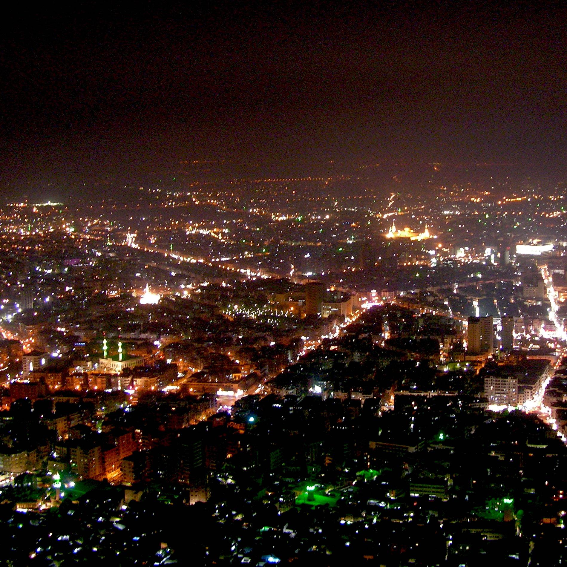 Damascus 3