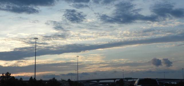 Houston Skies