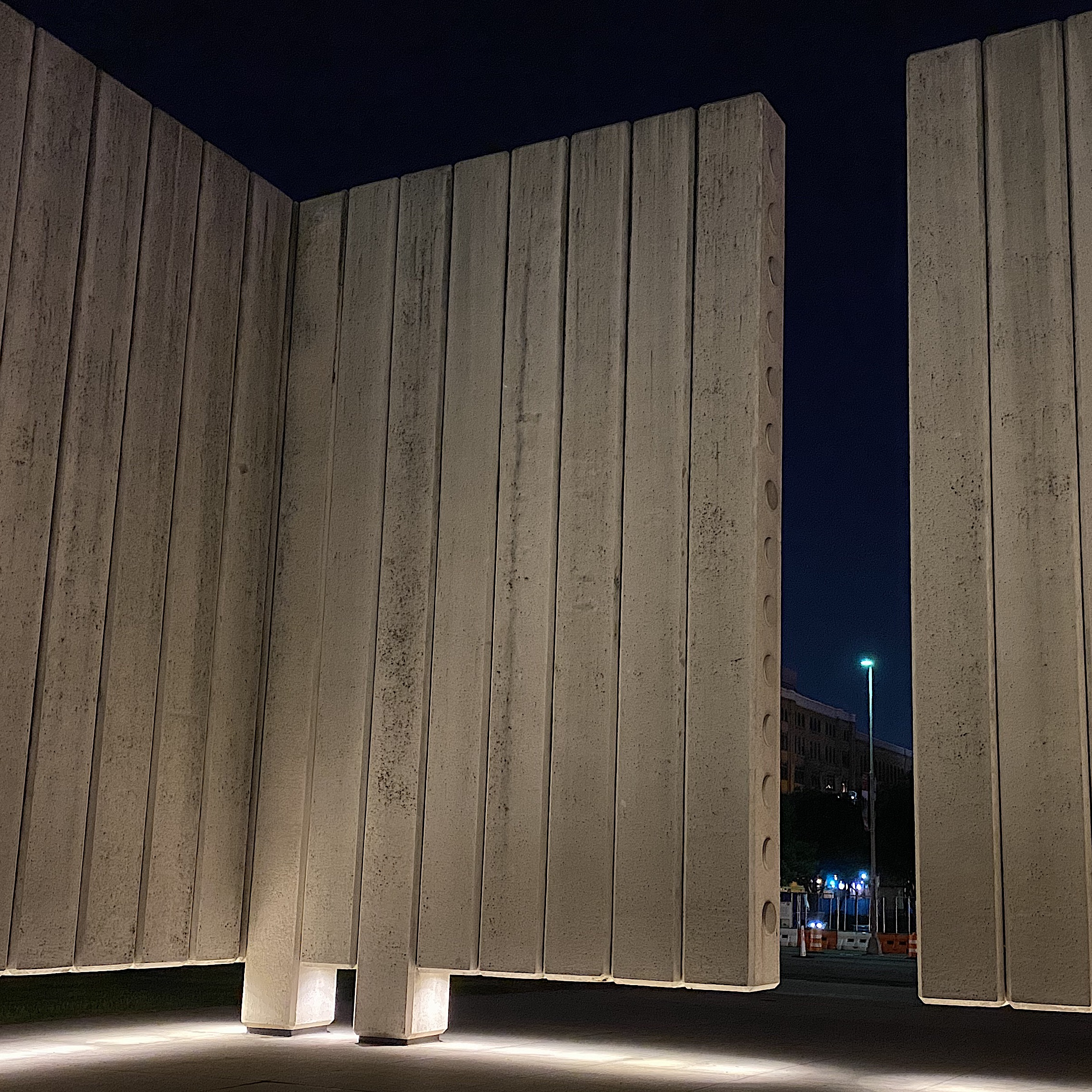 Mémorial JFK