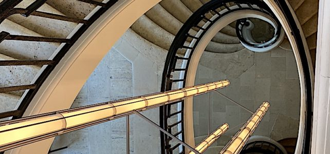Pinault Staircase